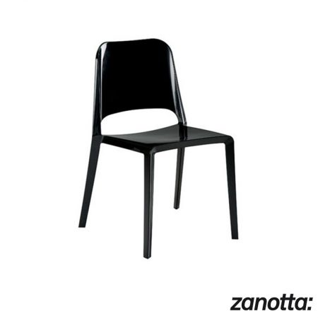 2050-Kate-zanotta-sedia-chair-barbieri-bianco-nero-white-black-1-1