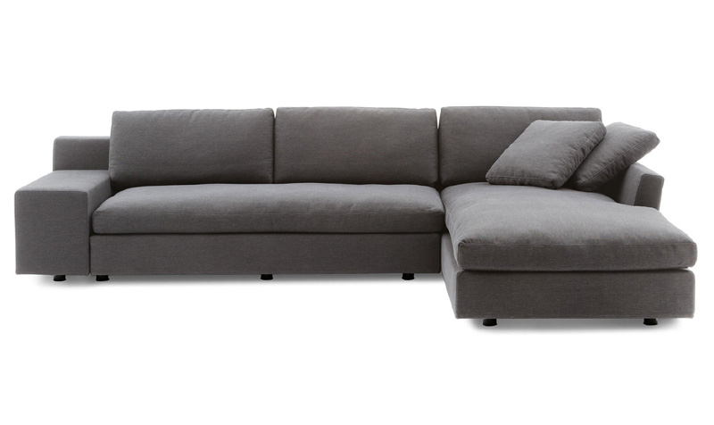 sofa 235 - 236 mister by cassina | cattelan | arredamenti e design - Chaise Longue Philippe Starck