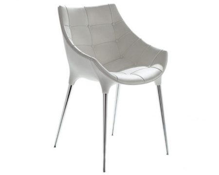 246-passion-cassina-poltroncina-armchair-design-philippe-starck-pelle-leather-nylon-cromato-chromed-moderno-original-capitonnè-1