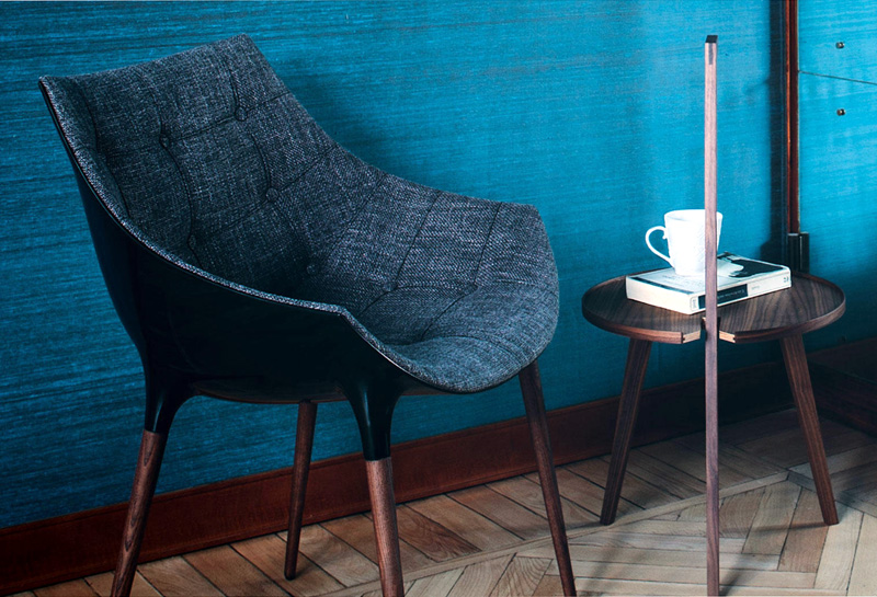 Armchair 246 248 Passion By Cassina Cattelan
