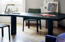 Dining table / contemporary / in wood / home