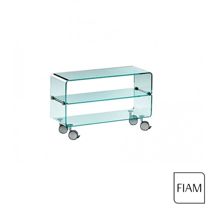 Trolley Tv Stands C C Side By Fiam Italia Cattelan