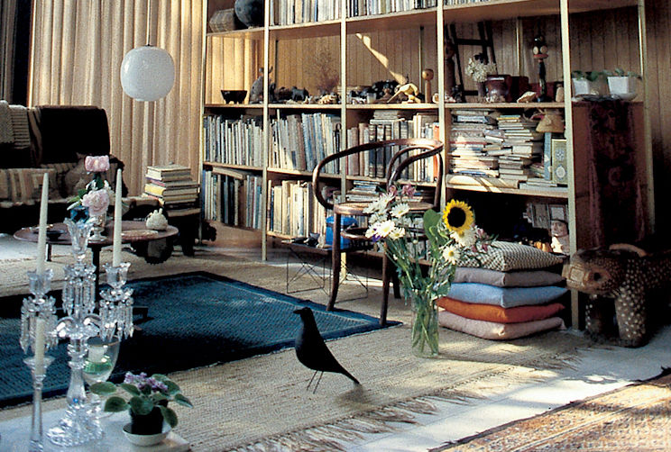 eames house bird eames house bird dg arquitecto valencia. Black Bedroom Furniture Sets. Home Design Ideas