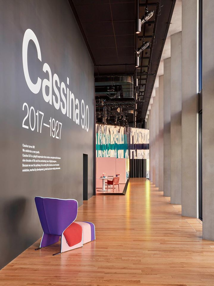 Cassina, leader del design