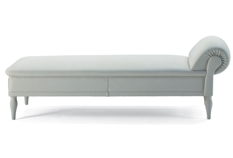 Dormeuse vesta by poltrona frau cattelan arredamenti e for Chaise longue frau