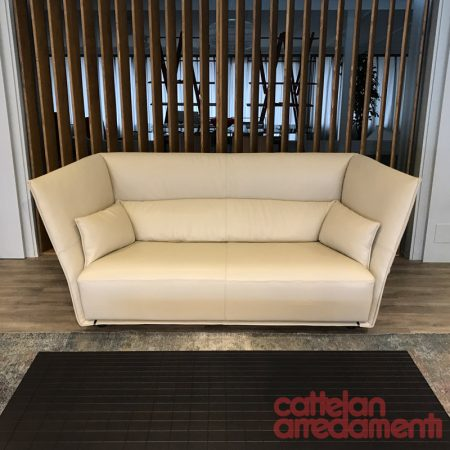 almo poltrona frau divano moderno sofa pelle nest madreperla outlet design offerta speciale scontato special offer expo sale (1)