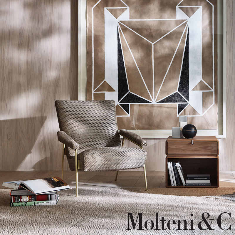 Teorema container unit by Molteni | Cattelan | Arredamenti e Design