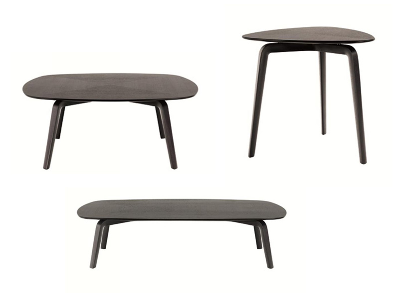 Coffee table fiorile by poltrona frau cattelan - Poltrona design low cost ...