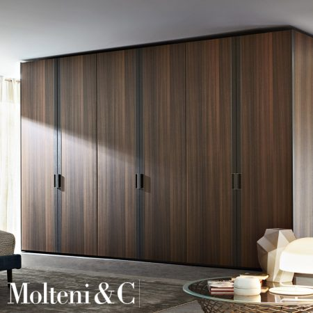 gliss master anta strip door molteni maniglia handle eco skin armadio wardrobe design vincent van duysen
