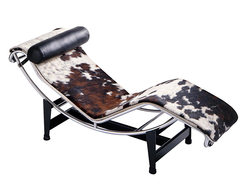 Chaise longue le corbusier lc4 by cassina cattelan for Chaise longue cavallino