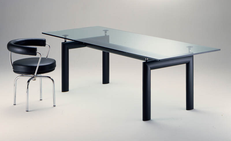 table Le Corbusier LC6 by Cassina | Cattelan | Arredamenti e Design