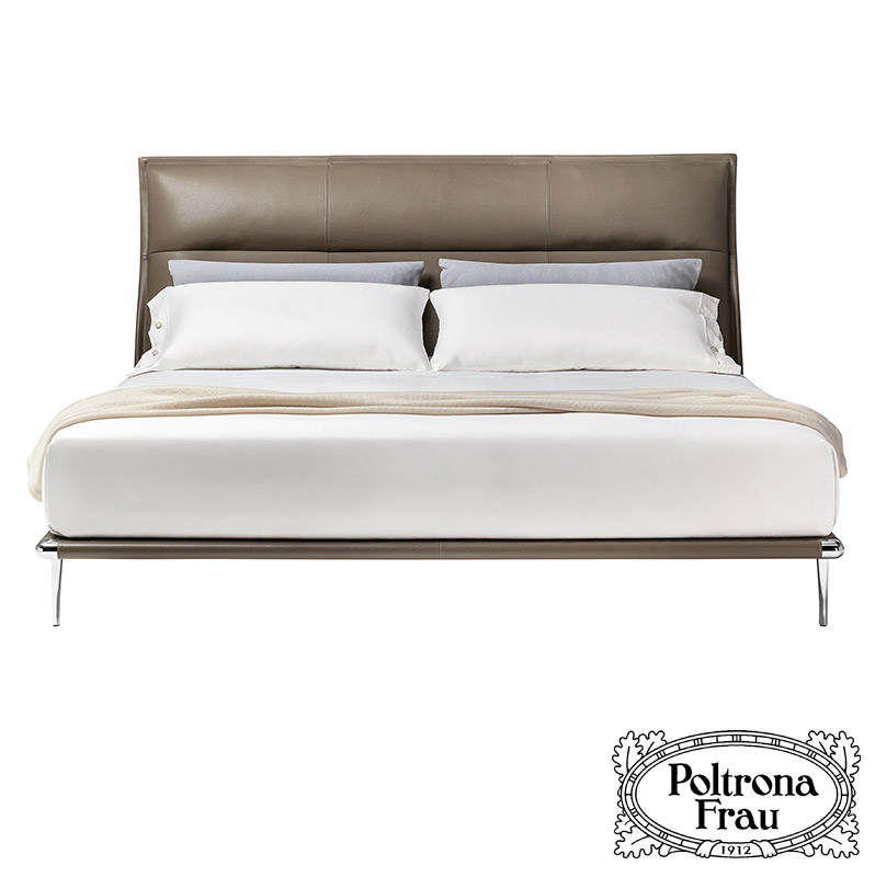 Mr Moonlight bed by Poltrona Frau | Cattelan | Arredamenti e Design