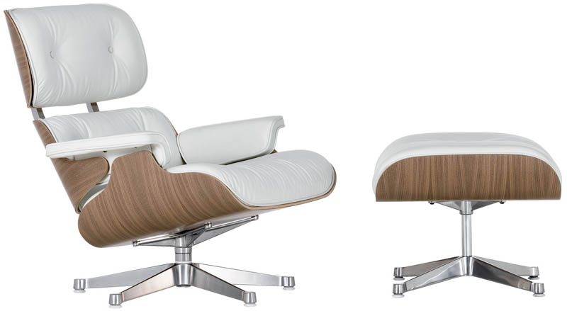 armchair Eames Lounge Chair & Ottoman by Vitra | Cattelan ...