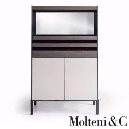 madia quinten molteni design Vincent Van Duysen molteni&c contenitore sideboard container moderno (1)