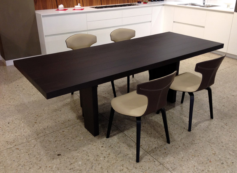 Offerta tavolo h t table di poltrona frau cattelan for Outlet arredamento on line