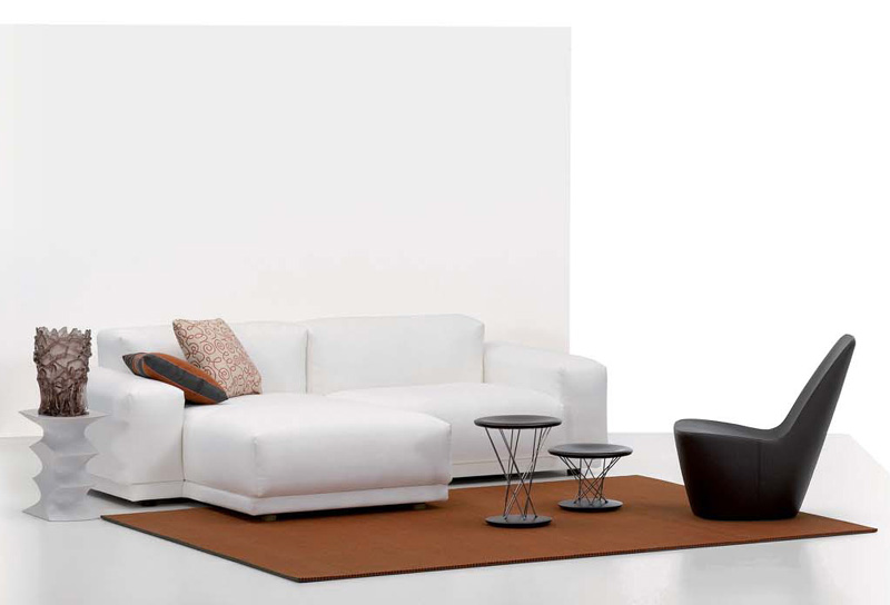 Vitra lounge chair simple vitra lounge chair ottoman by for Vitra sessel replica