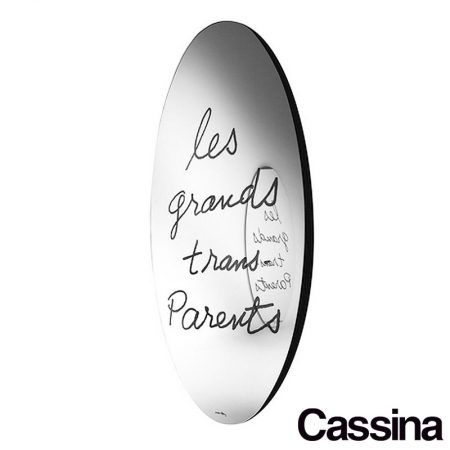 specchio serigrafato w70 les grands trans-parents simon collezione cassina mirror design man ray original (1)