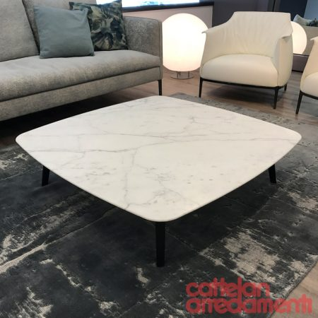 tavolino fiorile poltrona frau coffee table expo marmo calacatta oro marble design roberto lazzeroni original design offer promo outlet sale (1)