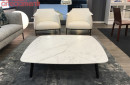 tavolino fiorile poltrona frau coffee table expo marmo calacatta oro marble design roberto lazzeroni original design offer promo outlet sale (3)