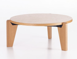 tavolino-guéridon-bas-vitra-coffee-table-jean-prouvé-rovere-noce-oak-walnut
