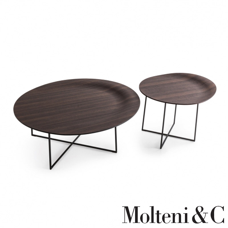 Trevi low table by Molteni | Cattelan | Arredamenti e Design