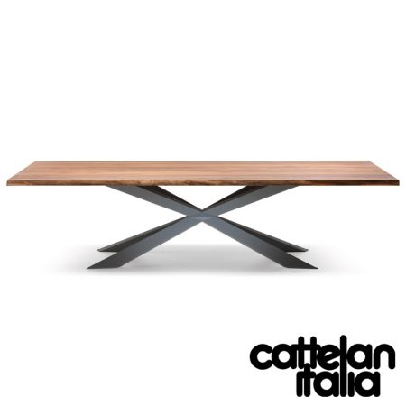 tavolo-spyder-wood-cattelan-italia-arredamenti-moderno-table-noce-canaletto-walnut-rovere-bruciato-heritage-burned-oak-outlet-offerta-sale-acciaio-steel (1)