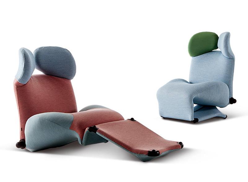 armchair 111 Wink by Cassina   Cattelan Arredamenti