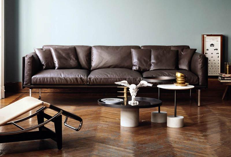 Poltrona e divano 202 203 8 di cassina cattelan for Mobili cassina outlet