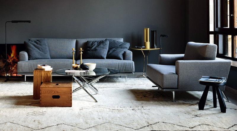 Poltrona e divano 253 nest di cassina cattelan arredamenti for Mobili cassina outlet