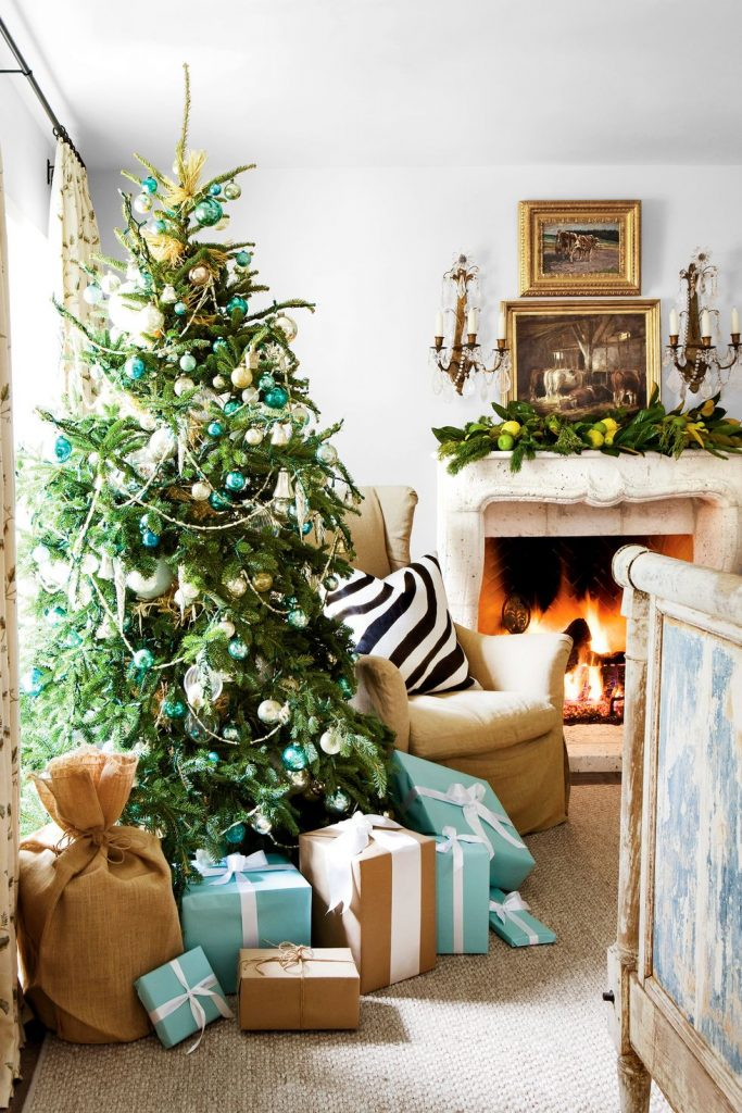 Natale arredamento coordinato
