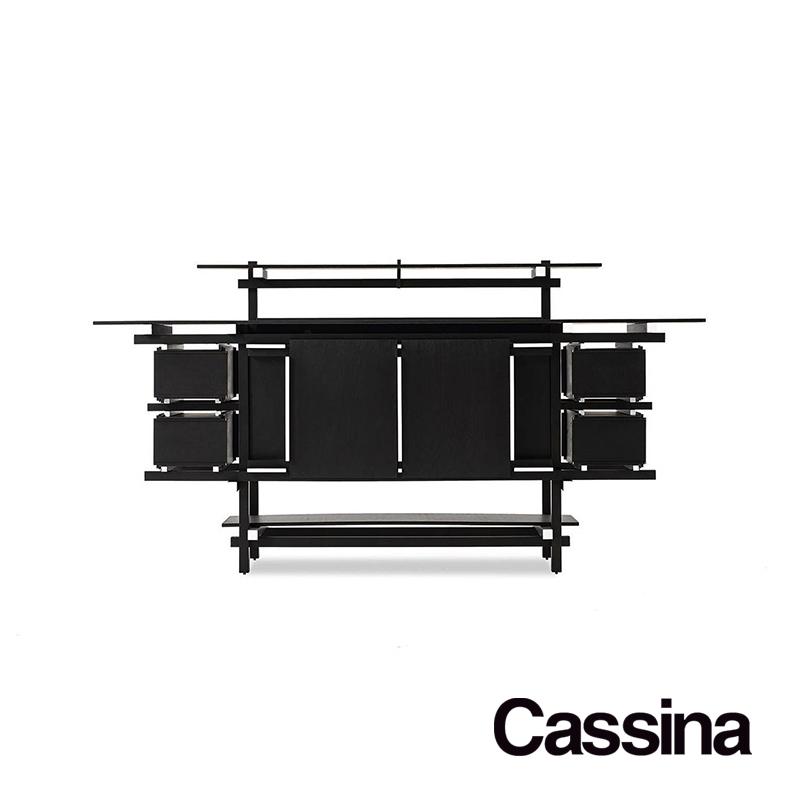 Madia 636 elling buffet di cassina cattelan arredamenti for Cattelan arredamenti