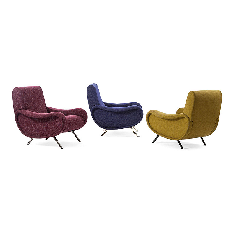 armchairs and sofas by cattelan arredamenti