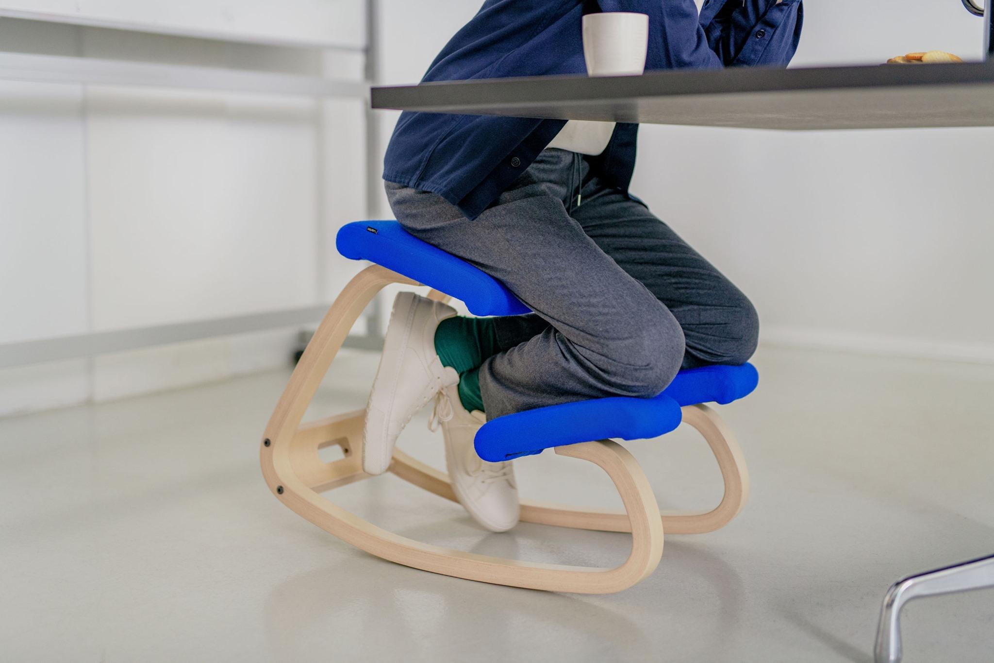 La migliore sedia ergonomica è Variable Balans