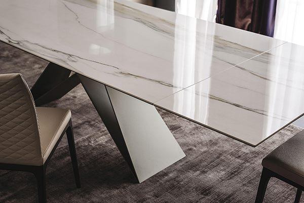 tavolo Premier Keramic Cattelan Italia