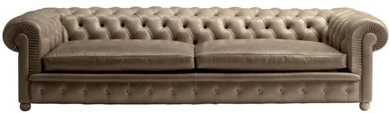 armchair and sofa Chester One by Poltrona Frau   Cattelan Arredamenti