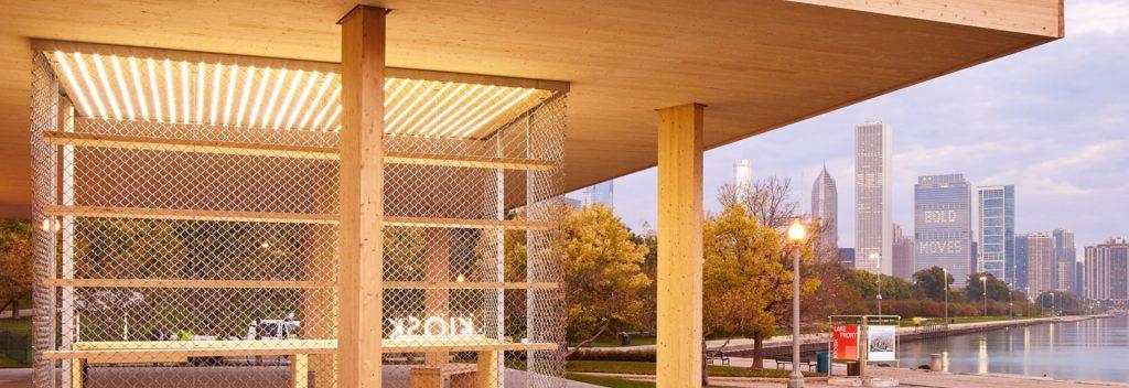 Chicago Architecture Biennal Landscape