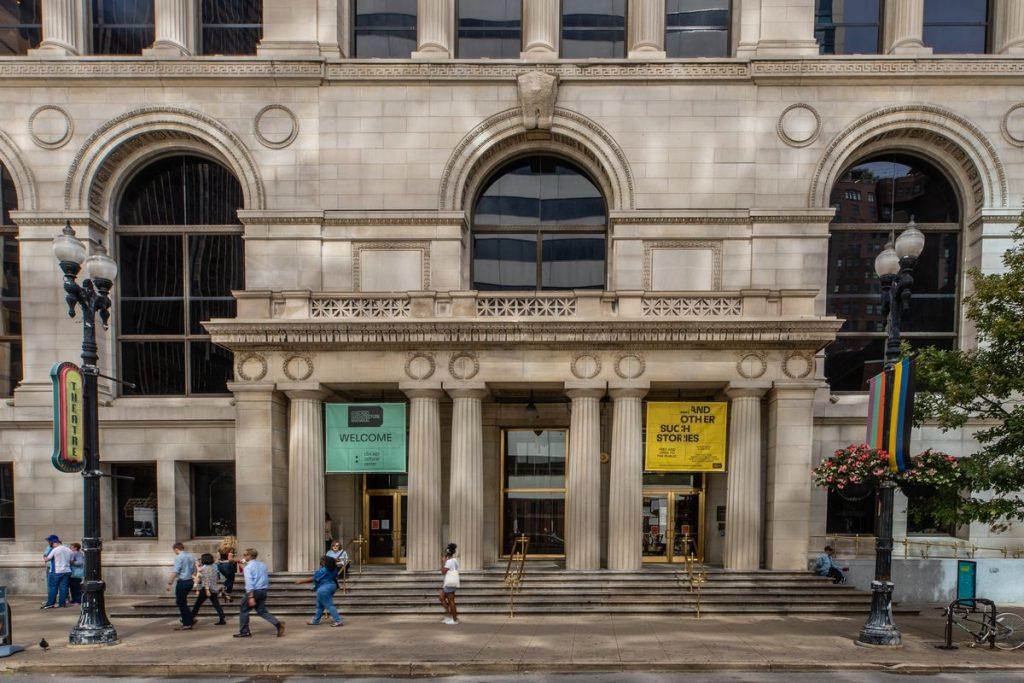 Chicago Architecture Biennal chicago cultural center