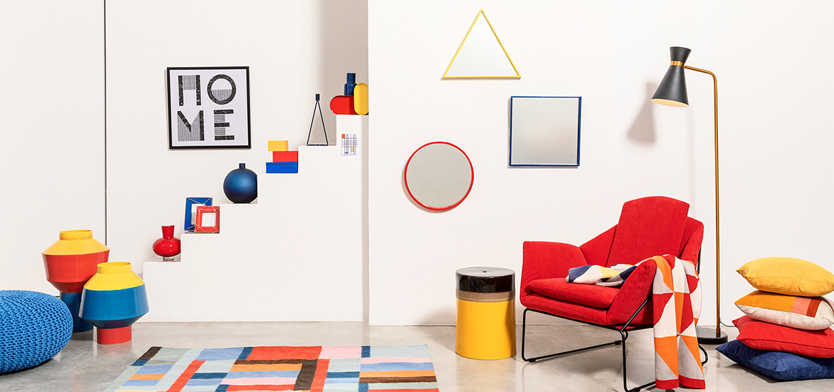 Coincasa Bauhaus Collection