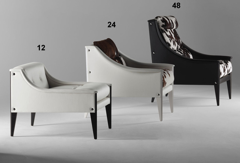 Armchair And Sofa Dezza By Poltrona Frau Cattelan