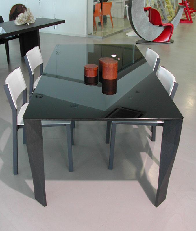 Offerta tavolo diamond di molteni cattelan arredamenti for Outlet arredamento design online