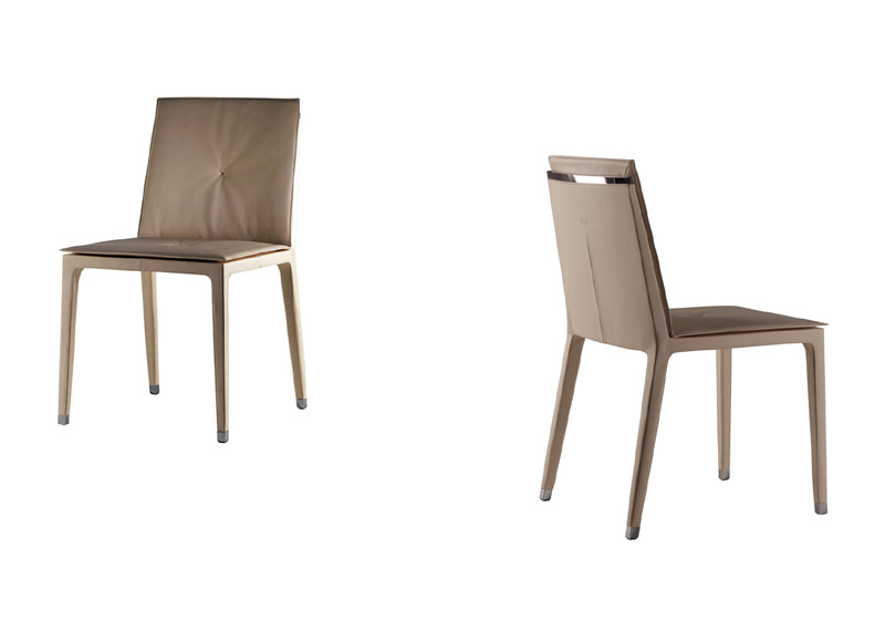 Fitzgerald Poltrona Frau.Chair Fitzgerald By Poltrona Frau Cattelan Arredamenti