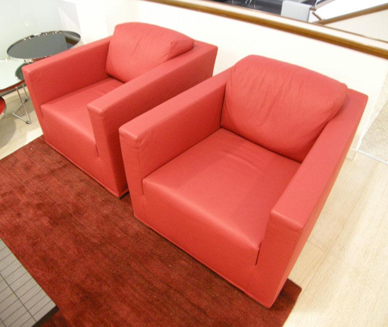 Promo armchair archibald by poltrona frau cattelan for Cattelan arredamenti