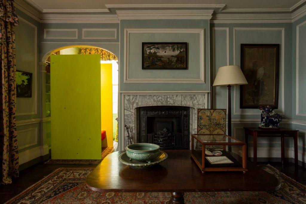 Please sit Fenton House Michael Marriott