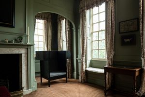 Please sit Fenton House Carl Clerkin