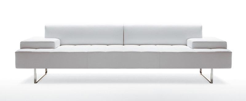 divano Quadra di Poltrona Frau | Cattelan Arredamenti
