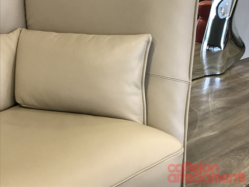 promo sofa Almo by Poltrona Frau | Cattelan Arredamenti