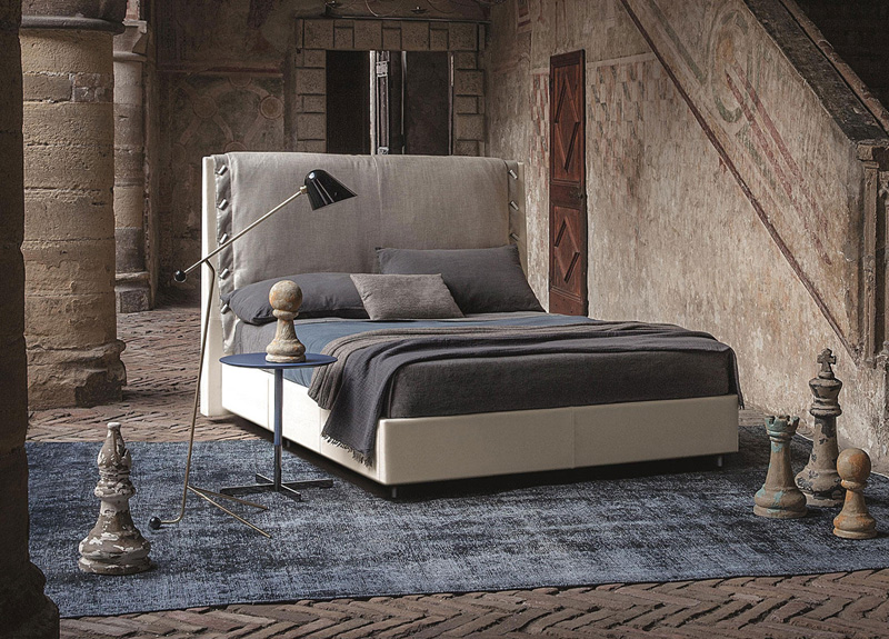 Alta fedelt poltrona frau letto bed pelle sc leather for Poltrona letto pelle