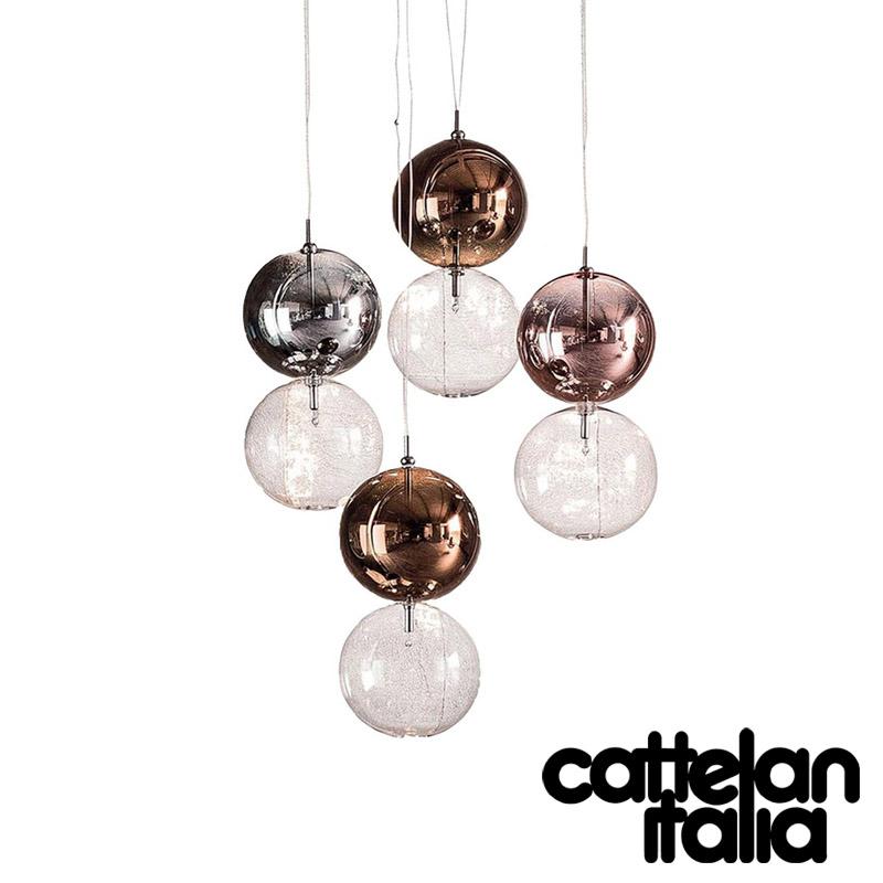 lampada sospensione Apollo di Cattelan Italia | Cattelan ...