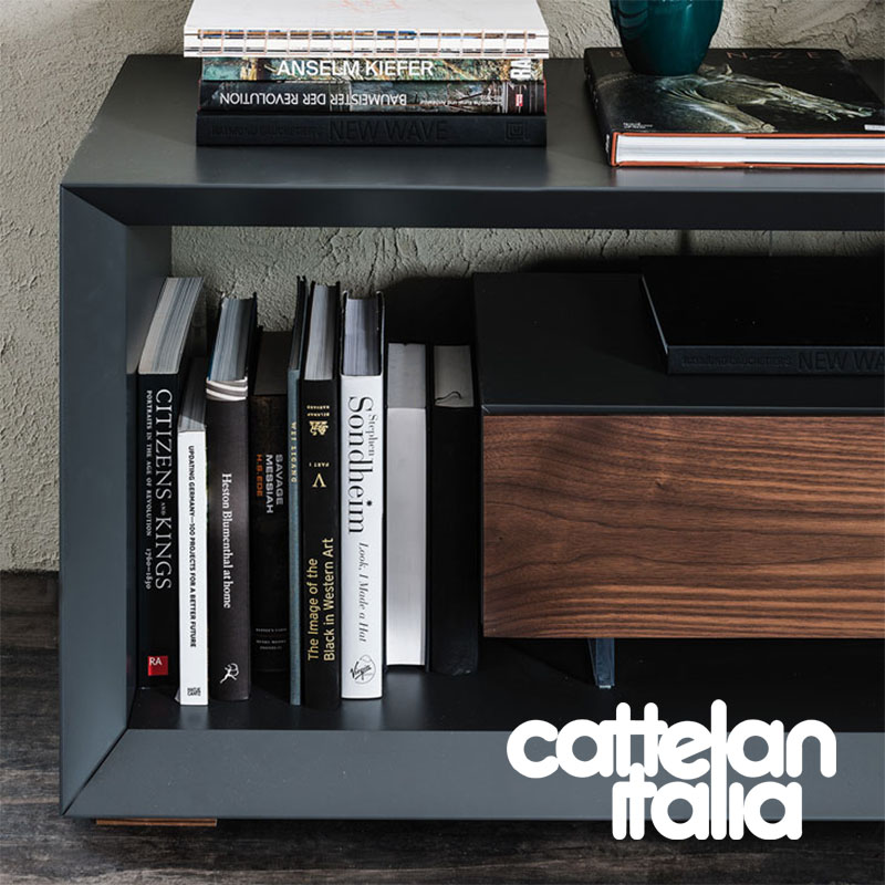 Cattelan Italia Porta Tv.Porta Tv Boxer Di Cattelan Italia Cattelan Arredamenti