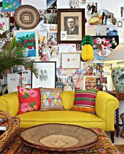 casa massimalista interior design